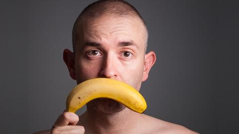 So bekommst du mit Bananen und Co. deine Depressionen in den Griff