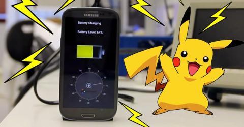 Akku sparen! So sichert ihr euch eine längere Akkulaufzeit bei Pokémon GO!