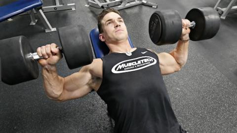 Die perfekte Trainingssession für euren Oberkörper