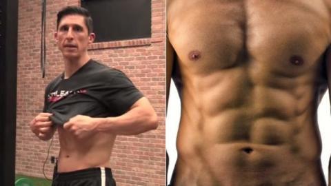 Das Geheimnis für perfekte Bauchmuskeln