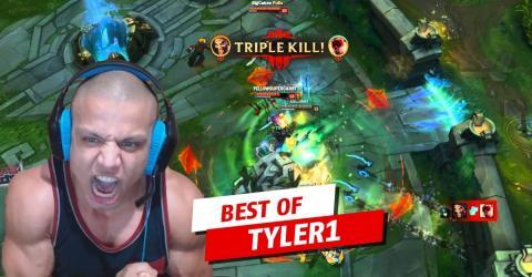 Alle reden über Tyler1: Seht hier, wozu er in der Lage ist