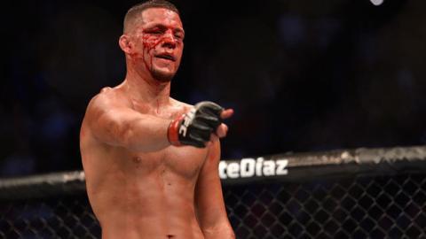 Die UFC will Nate Diaz und Tyron Woodley als Hauptkampf bei der UFC 219