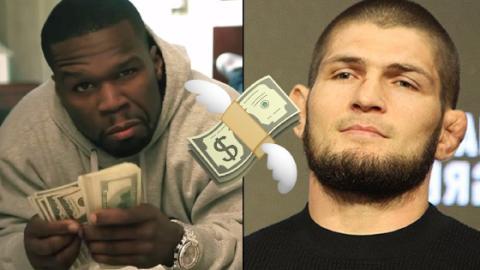 50 Cent bietet Khabib 2 Millionen Dollar: Die Antwort des Russen!