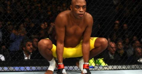 Anderson Silva: Der Gegner für sein großes Comeback bei der UFC 234 steht fest!