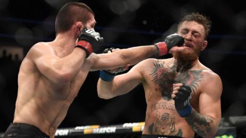 UFC: Rematch von Khabib und Conor...aber nicht in MMA!