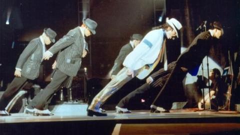 Anti-gravity Lean: Geheimnis um übermenschlichen Tanzmove von Michael Jackson gelöst