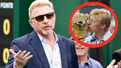 Zwangsversteigerung: Rätselraten um Boris Beckers verschollene Pokale