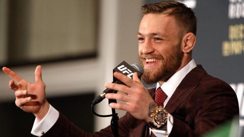 Conor McGregor: Diese Ankündigung versetzt seine Fans in helle Aufregung