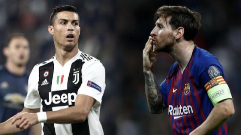 Cristiano Ronaldo erklärt, was ihn von Lionel Messi unterscheidet