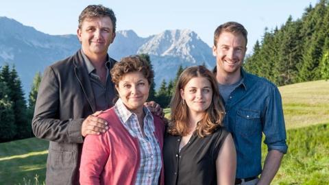 """""""Der Bergdoktor"""": Schauspieler Mark Keller offenbart, wie es hinter den Kulissen zugeht"""