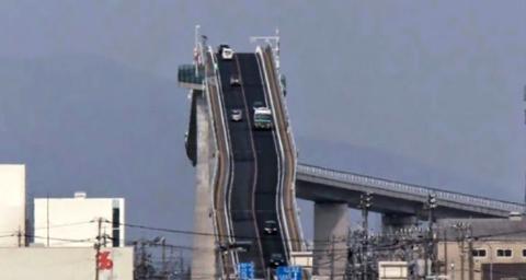 Die gefährlichste Brücke der Welt: Diese Brücke macht allen Autofahrern Angst