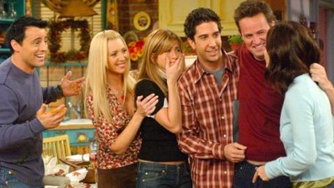 """Friends"": Nebendarstellerin enthüllt, wie schlimm es am Set war"