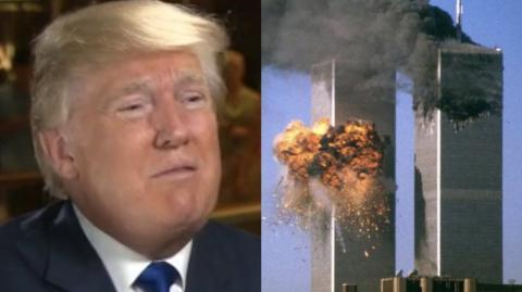 11. September: Reaktion von Donald Trump sorgt 17 Jahre später für Empörung