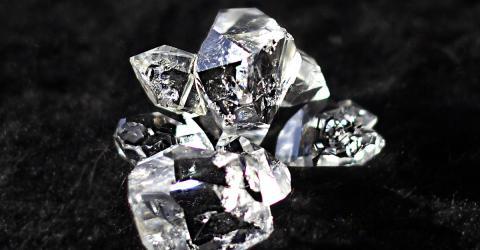 Eine Million Milliarden Tonnen Diamanten: Dieser Schatz schlummert unter uns in der Erde
