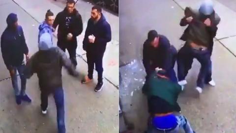 UFC-Kämpfer verliert bei einem Straßenkampf beinahe drei Finger