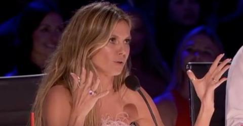 Live im US-Fernsehen: Heidi schockt Zuschauer mit Deutschland-Geständnis