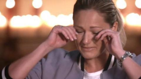 In Fernsehsendung: Als es privat wird, kommen Helene Fischer die Tränen