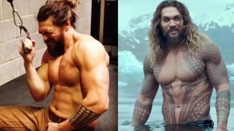 Aquaman: Das Workout von Jason Momoa war extrem hart!