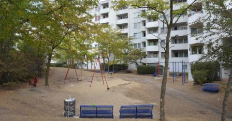 Berliner Kinderspielplatz: Junge tritt in Spritze mit HIV-positivem Blut
