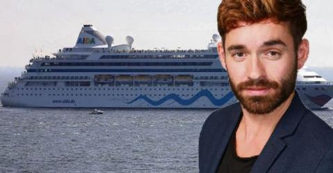 Küblböck-Drama: Passagiere sollen ihn an Bord in den Selbstmord getrieben haben