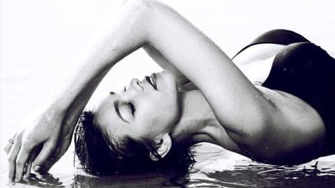 Ex-GNTM-Model Marie zeigt sich völlig entblößt in Männermagazin