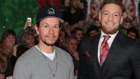 UFC-Angebot für Conor McGregor: Mark Wahlberg bezieht Stellung