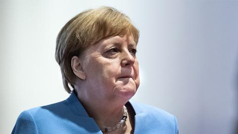 Zittern Merkel