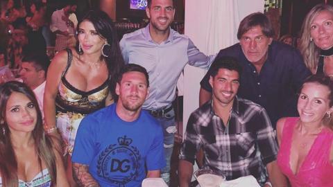 Pöbelei im Nachtclub: Lionel Messi muss evakuiert werden