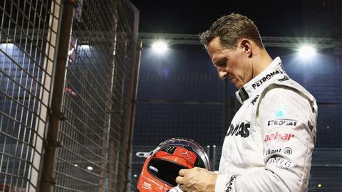 Michael Schumacher: Fans sind entsetzt über geschmackloses Video