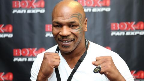 Mit fast 53: Mike Tyson beeindruckt mit dieser Boxperformance