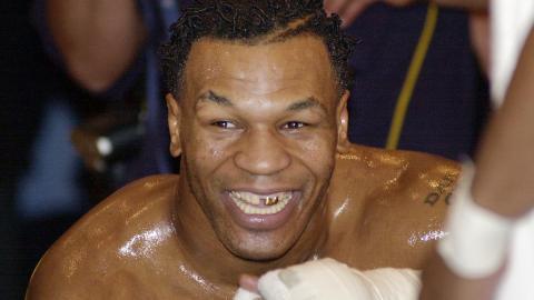 Doping-Tests: Mike Tyson enthüllt ein ebenso lustiges wie peinliches Detail