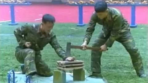 So verrückt ist das Training der nordkoreanischen Elitesoldaten