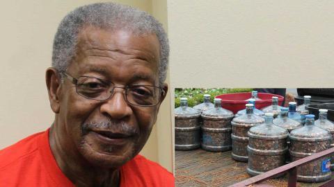 Er sammelt 45 Jahre lang Centstücke: Als er damit zur Bank geht, folgt eine Riesenüberraschung