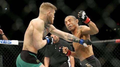 Unglaubliches Gerücht: Gibt es ein Rematch zwischen Conor McGregor und José Aldo?