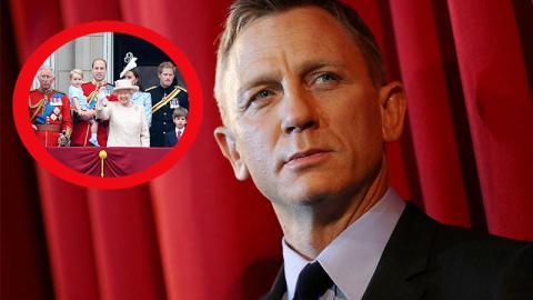 'James Bond': Ein Mitglieder der Königsfamilie soll im neuen 007-Film mitspielen