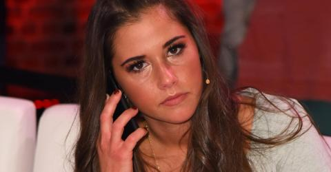 In Gegenwart ihres Sohnes: Hat Sarah Lombardi sich strafbar gemacht?