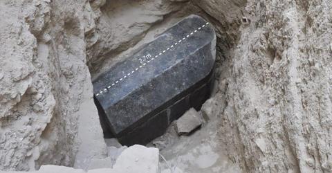 Geheimnisvoller Sarg in Ägypten gefunden. Jetzt beginnt das Rätsel!