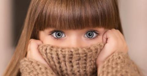 """6-jährige Russin: Die Schattenseiten des Hypes um das """"schönste Mädchen der Welt"""""""