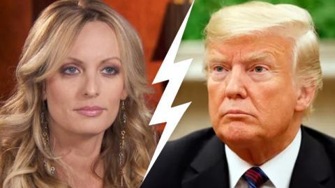 Stormy Daniels verrät: So sieht das beste Stück von Donald Trump aus!