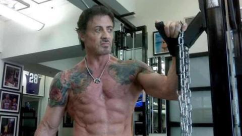Sylvester Stallone mit 71 Jahren: So fit ist er noch immer!