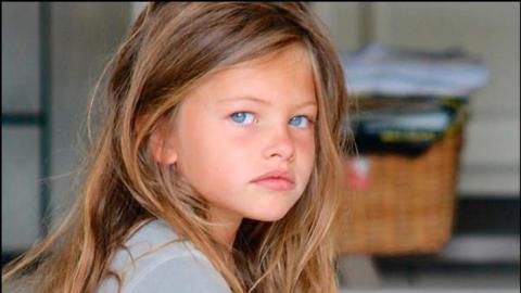 Vor acht Jahren wurde sie zum schönsten Mädchen der Welt gewählt: So sieht sie heute aus!