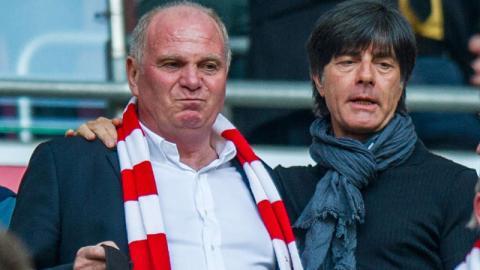Özil-Skandal: Uli Hoeneß macht Jogi Löw schweren Vorwurf