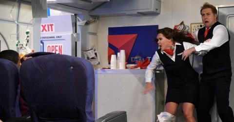 Bordpersonal fassungslos: Passagier benimmt sich völlig daneben