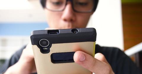 Ärzte warnen: Das Smartphone macht unsere Augen kaputt
