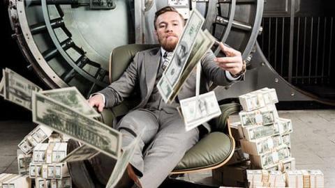 Conor McGregor: So viel kassiert er für den Kampf gegen Khabib Nurmagomedov!