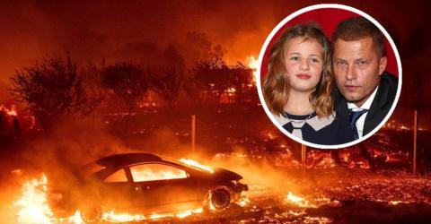 Erst Gottschalk, jetzt Schweigers: Sorge um Emma nach Flammeninferno