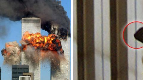 Dieses Bild vom 11. September kennt kein US-Amerikaner, doch...