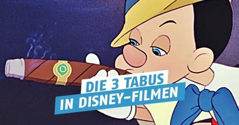 3 Dinge, die in Disney-Filmen streng verboten sind