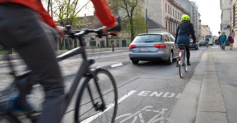 Fahrrad: Verkehrsregeln für Radfahrer