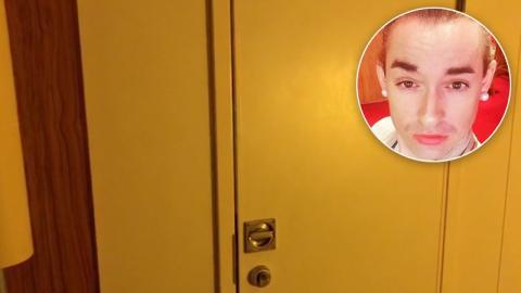 Daniel Küblböck: Neues Video zeigt, wie er in seiner AIDA-Kabine ausrastet!